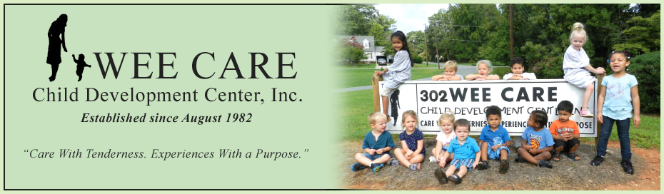Daycare Preschool & Afterschool Programs in Burlington NC | Wee Care